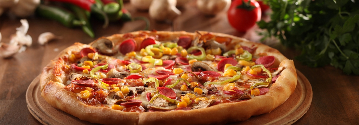 pizza warszawa