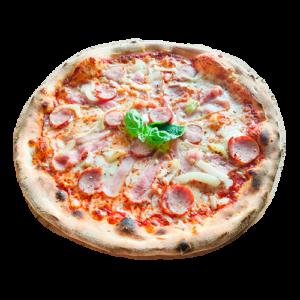 Chłopska pizza