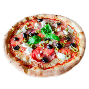 Grecka pizza